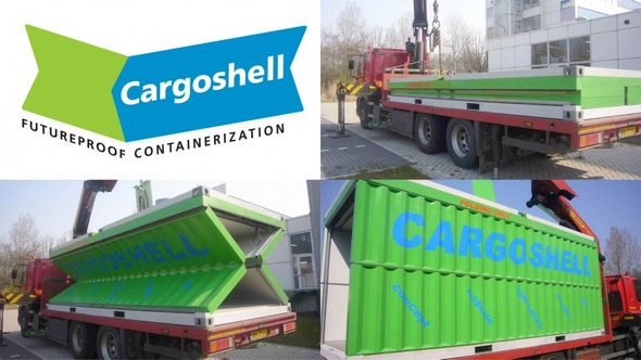 Складные контейнеры