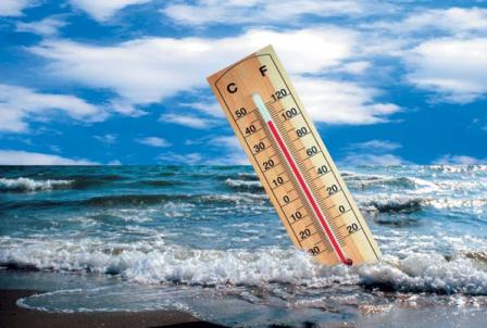 Глобальное потепление климата