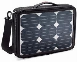 Сумка с солнечной батареей